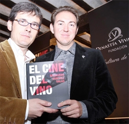 El Cine del Vino: Santiago Vivanco and Bernardo Sanchez