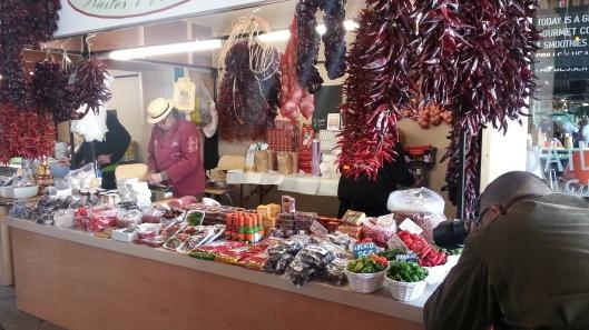 La Boqueria Stall - spice